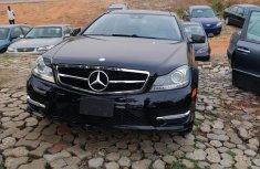 Mercedes-Benz C350 2013 Black for sale