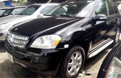 2007 Mercedes-Benz ML350 Petrol Automatic