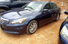 Honda Accord 2012 Petrol Automatic Blue for sale