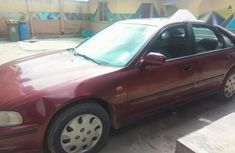 Honda Accord 1999 LX Red for sale