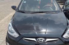 Hyundai Accent 2012 GLS Automatic Black for sale