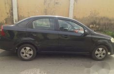 Chevrolet Aveo 2006 1.2 LS Black for sale
