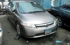 Honda Civic 2008 Gold for sale