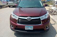 2016 Toyota Highlander for sale in Lagos