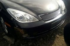 Lexus ES 2006 Petrol Automatic Black for sale
