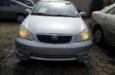 Toyota Corolla 2007 Automatic Petrol for sale