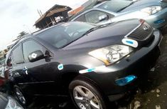 Dark Blue Foreign Lexus RX 2006 for sale