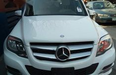 Mercedes-Benz GLK-Class 2014 White for sale