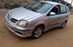 Nissan Almera 2005 Tino Gray for sale