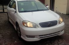 Tokunbo Toyota Corolla S for sale