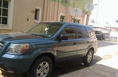 Honda pilot 2006 well maintained for sale