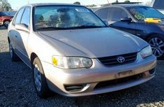2002 TOYOTA COROLLA for sale