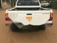 Toyota Tacoma 2004 Petrol Manual White for sale