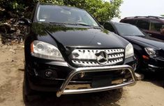 Mercedes-Benz ML350 2008 Petrol Automatic Black for sale