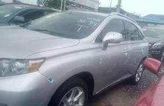 Lexus RX 2011 Automatic Petrol ₦7,500,000 for sale