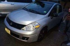 Nissan versa 2007 Gray for sale