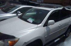 2009 Toyota RAV 4 White for sale