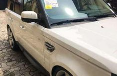 Very Neat Tokunbo 2012 Range Rover Sport Supercharge for sale