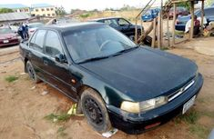 Honda Accord 1998 Halla Black for sale