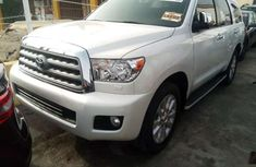 2010 Toyota Sequoia Platinum (iforce) Foreign used for sale