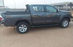 Toyota hilux 2018 black for sale