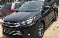 Fresh Toyota Highlander 2017 model for sale