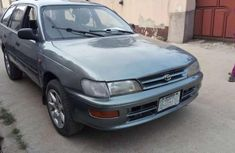Toyota Corolla wagon manual transmission For Sale in Port Harcourt
