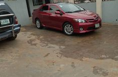 A very clean Toyota Corolla sport 2010 upgraded to 2012, buy and travel perfect condition,