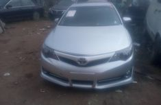 Toks 2012 Camry SE for sale Location: Lagos