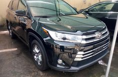 foreign used 2018 toyota highlander