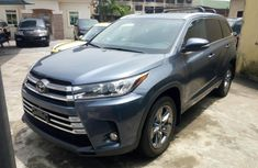 foreign used 2018 toyota highlander for sale
