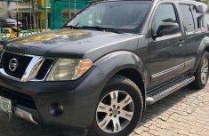 Nissan pathfinder grey for sale