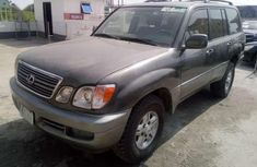 Lexus LX 470 1999 Silver for sale