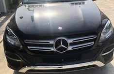 Black Mercedes Benz GLE350 For Sale