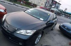 Tokunbo Lexus Es350 Lagos clear for sale