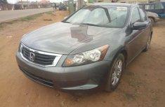 Toks Honda Accord 2008 Grey for sale