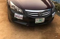 Neatly used accord 2012 (EVIL SPIRIT) for sale