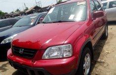 Honda CR-V 2001 Manual Petrol ₦1,400,000 for sale