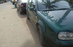 2003 green volkswagen station wagon for sale