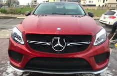 Almost brand new Mercedes-Benz GLE 2015 for sale