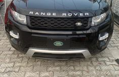 2013 Land Rover Range Rover Evoque Automatic Petrol well maintained for sale