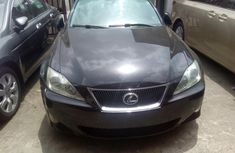 Almost brand new Lexus IS 2007 for sale