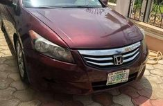 Very Neat Registered 2011 Honda Accord for sale