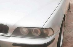 Clean BMW 528i (E39) grey for sale