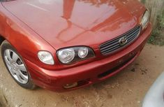 2000 Clean Toyota Corolla for Sale