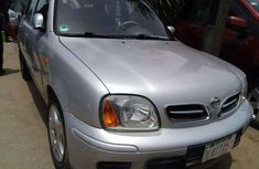 Tincan cleared tokunbo Nissan Micra 2002 automatic for sale