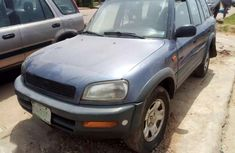1999 Toyota RAV Blue for sale