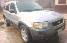 Ford escape offroader 4x4 grey for sale