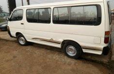 Toyota HiAce 2000 Petrol Manual White for sale