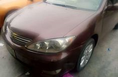 2003 Toyota Camry Red for sale
